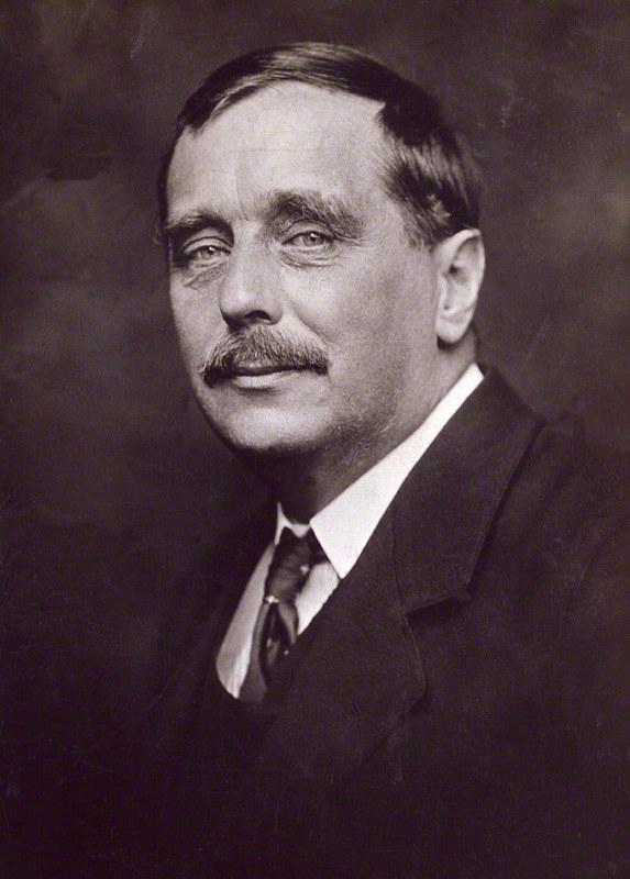 H. G. Wells là ai!?