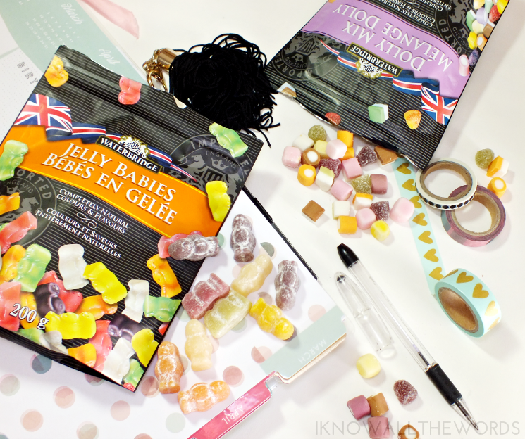 waterbridge dolly mix and jelly babies sweet tooth (1)