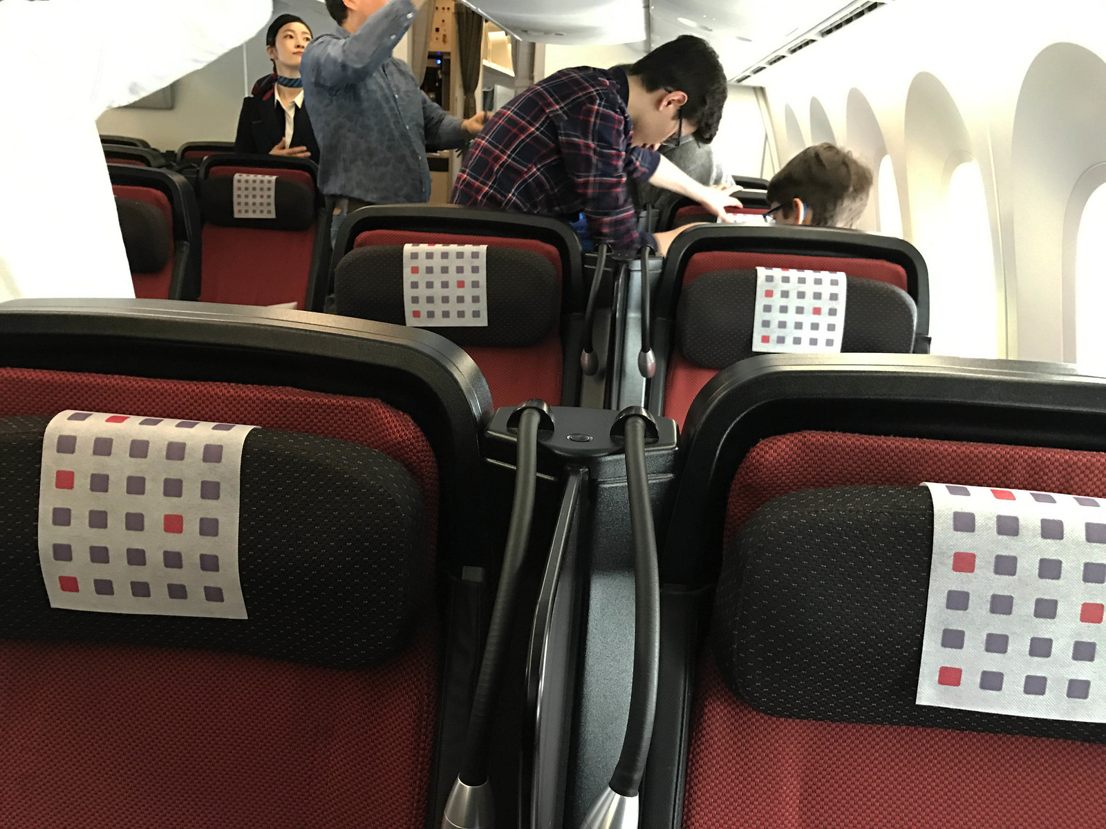 JAL Premium Economy Class