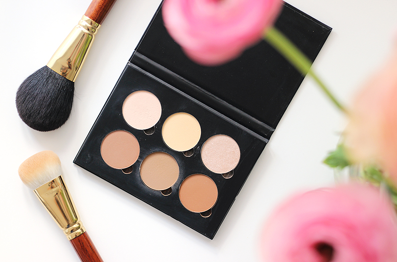 Anastasia Beverly Hills Contour Palette Light to Medium Review And Look