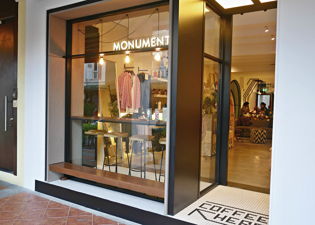 monument lifestyle store