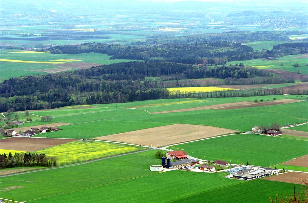 法國的農田。Chuck Burgess(CC BY-NC-ND 2.0)