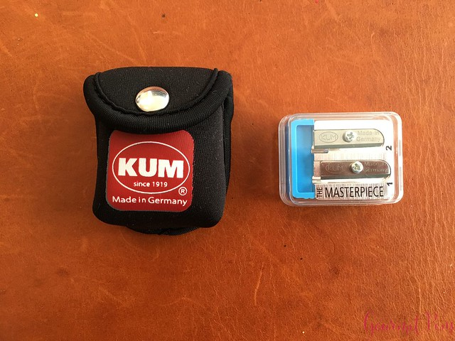 Review KUM Masterpiece Sharpener @JetPens 2_RWM
