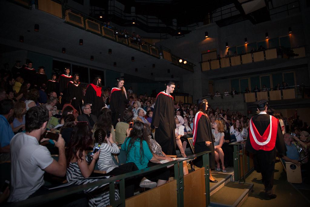 Vancouver Island University Convocation