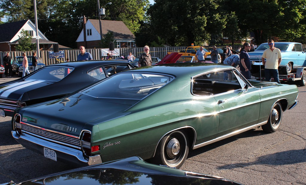 1968 ford galaxie 500 2 door richard spiegelman flickr. Cars Review. Best American Auto & Cars Review