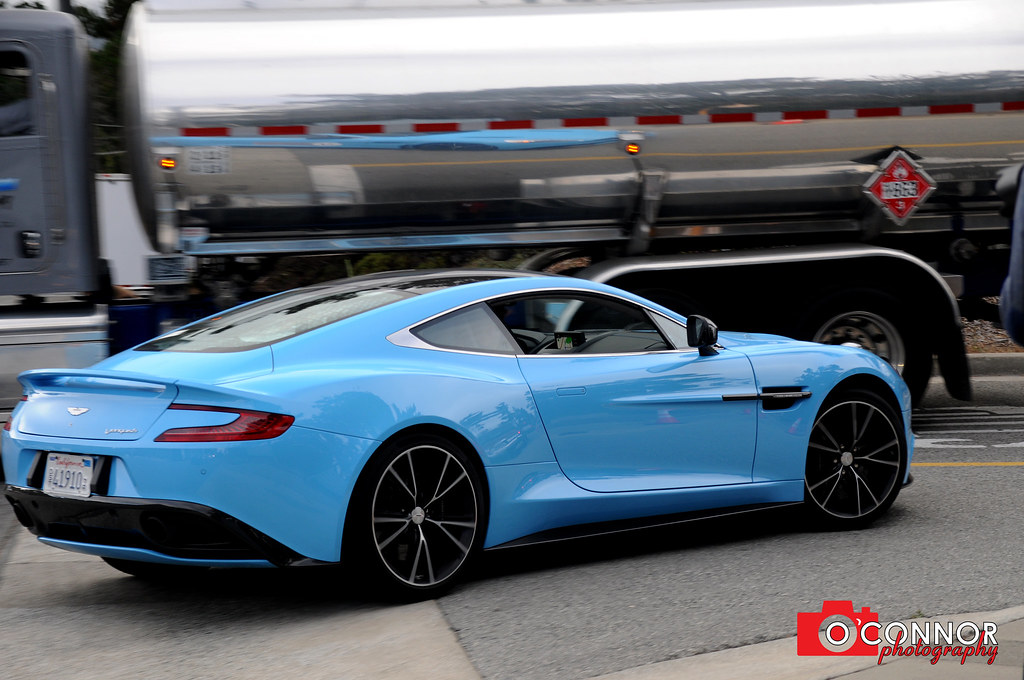 aston martin vanquish | i absolutely love this color.far… | flickr