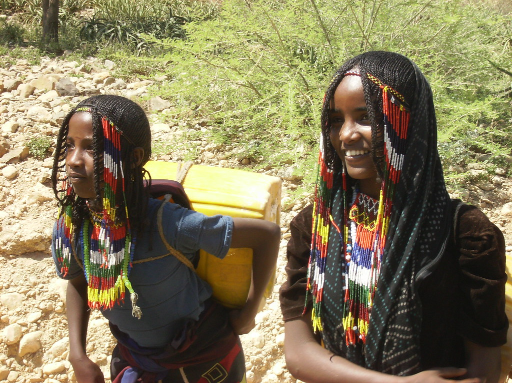 ethiopia danakil depression afar tribe ethiopia
