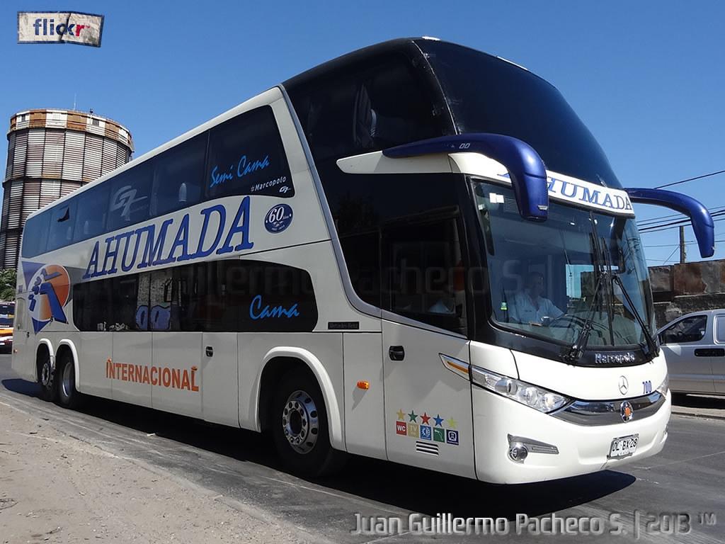 Marcopolo Paradiso G7 1800DD | Mercedes Benz O-500RSD ...