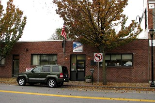 Hastings-on-Hudson, NY Branch post office | by PMCC Post Office Photos