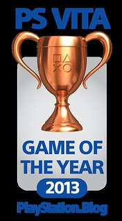PlayStation Blog Game of the Year Awards 2013: PS Vita GOTY Bronze | by PlayStation.Blog