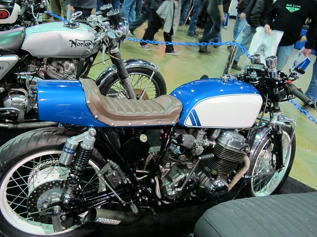 Honda Cafe Racer Conversion Kit