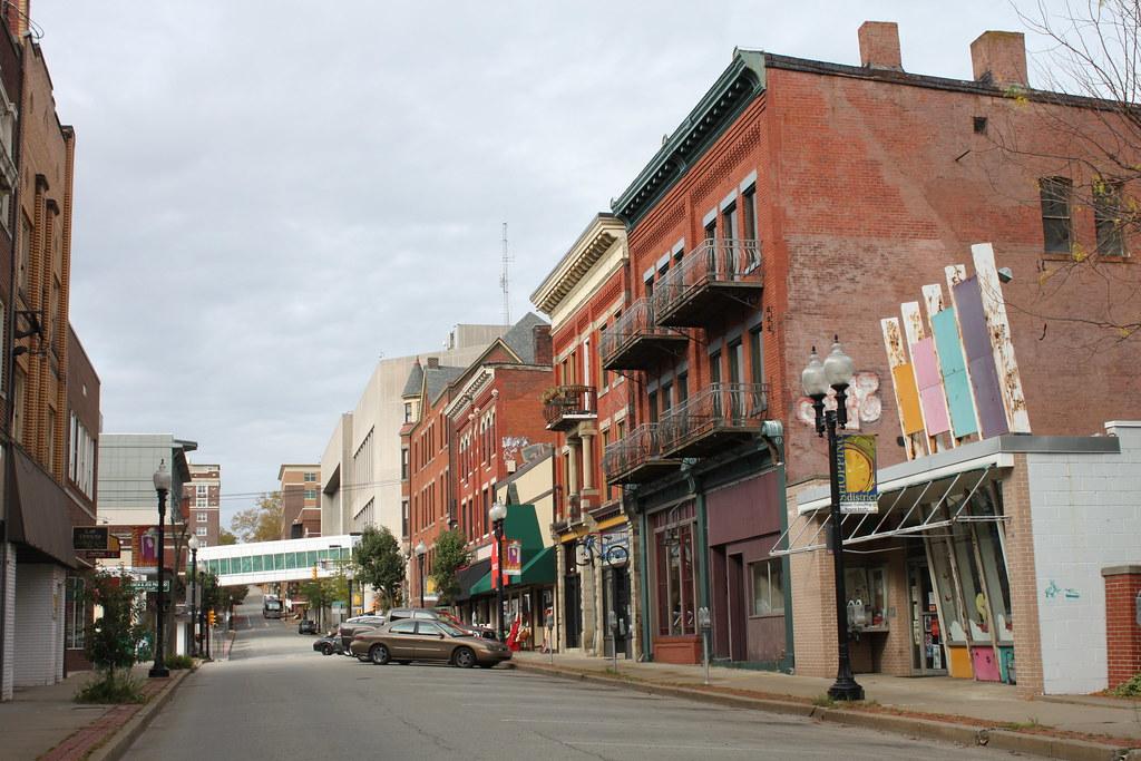 Downtown Greensburg Pa Joseph Flickr