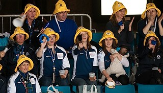Kamloops B.C.Mar5_2014.Tim Hortons Brier.Nova Scotia Fans.CCA/michael burns photo | by seasonofchampions