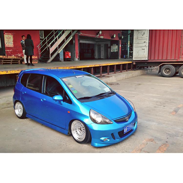 Stance Honda Fit(gd3 Shenzhen China Instagram:keonwat