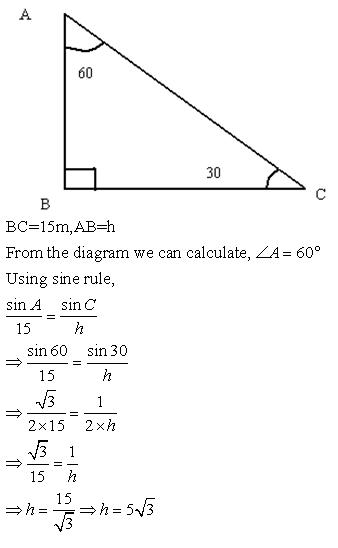 RD-Sharma-Class-11-Solutions-Chapter-10-sine-and-cosine-formulae-and-their-applications-Ex-10.1-q28