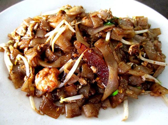 One Cent fried kway teow