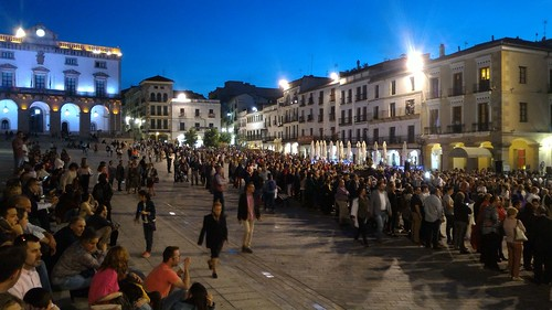 Holy Week - Caceres, Spain