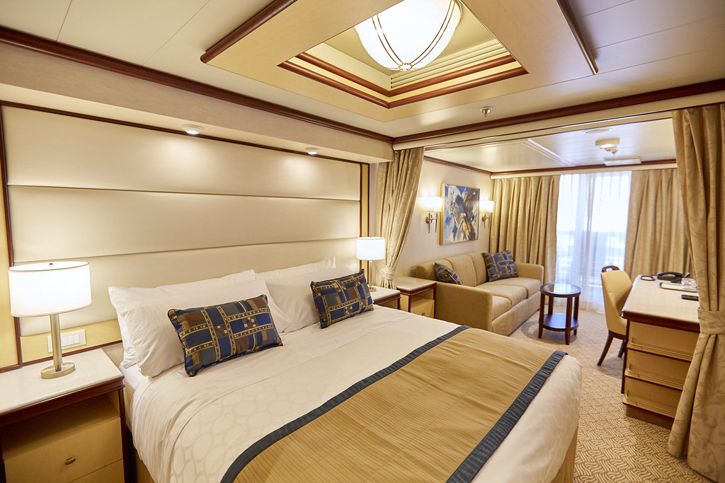 Majestic Princess 2017 Deluxe Balcony Room Jpg