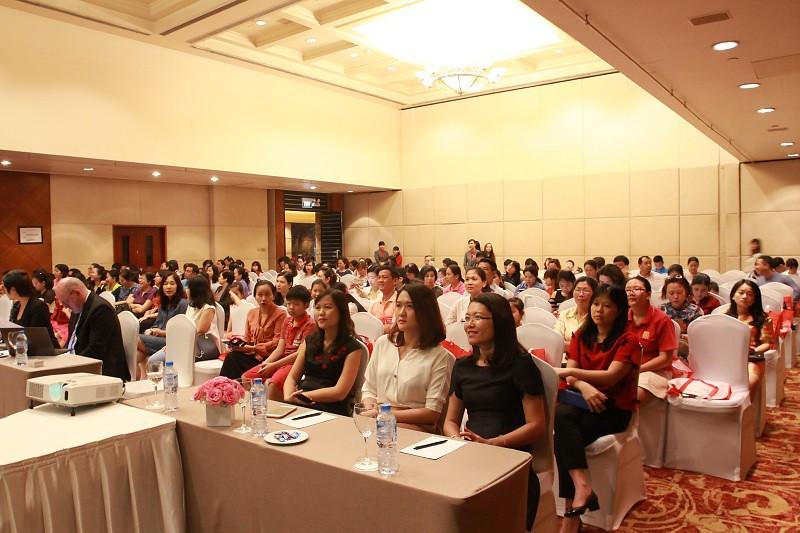 hội thảo giáo dục của VAS
