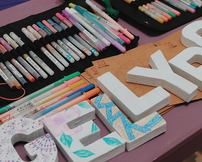 SM Stationery Art Fest 2017