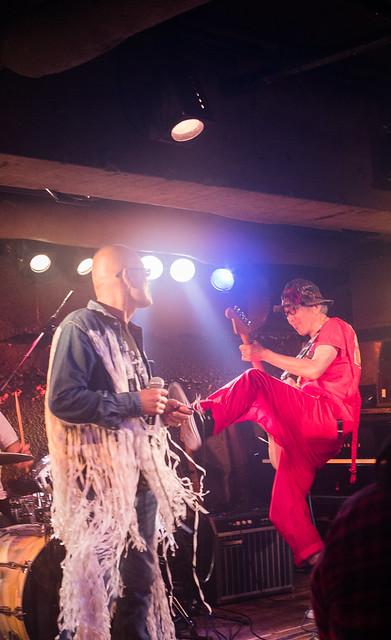 Yoshimitsu Kasuga's 60th birthday live at Manda-La 2, Tokyo, 03 Apr 2017 -00023