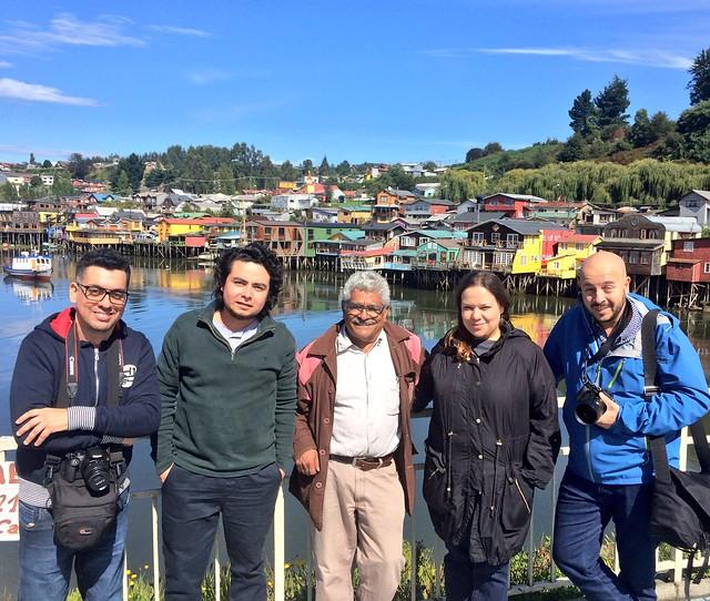 Viaje de prensa internacional: Chiloé