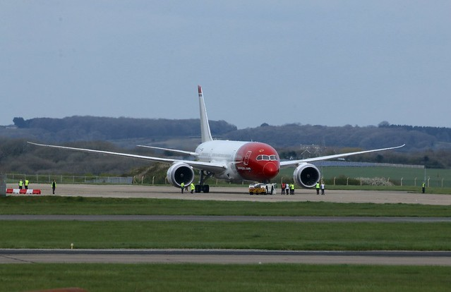 LN-LNF push out.