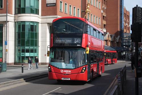 Arriva London SW6 LK16BYG
