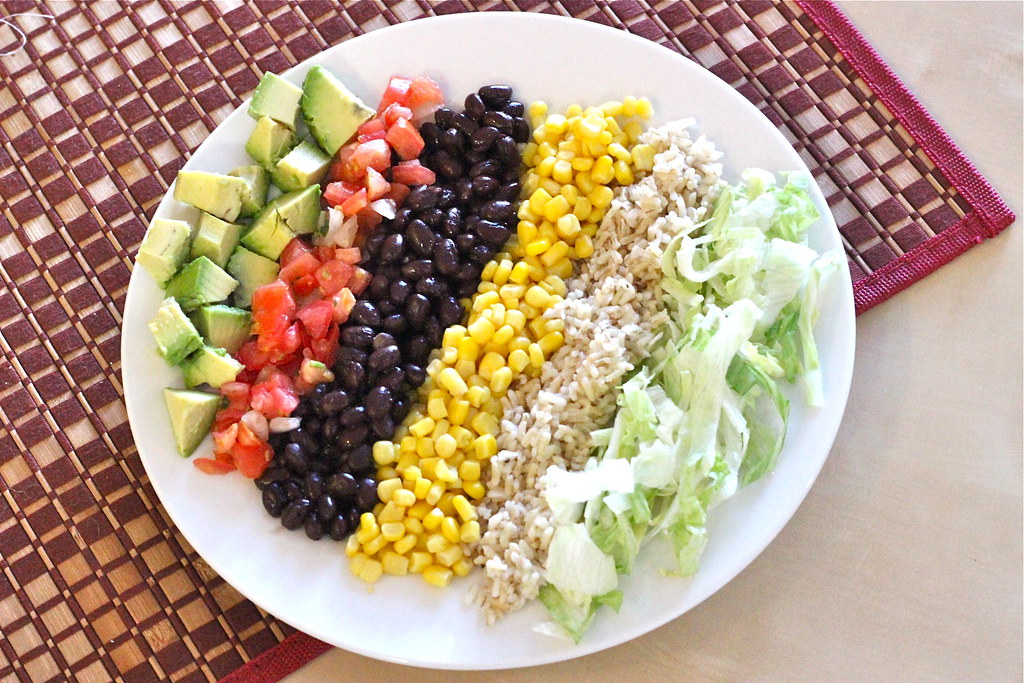 5 Minute Mexican Bowl Recipe