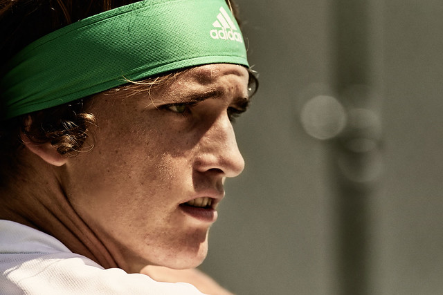 Sascha Zverev Roland Garros outfit