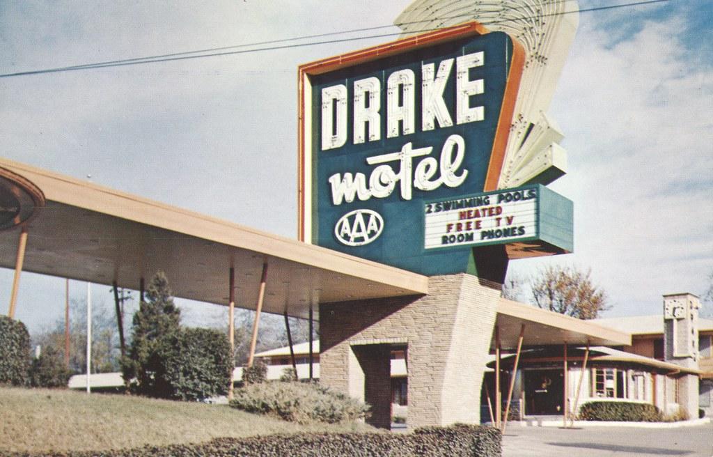 Drake Motel - Nashville, Tennessee