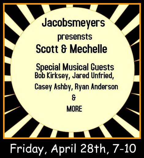 Scott & Mechelle 4-28-17