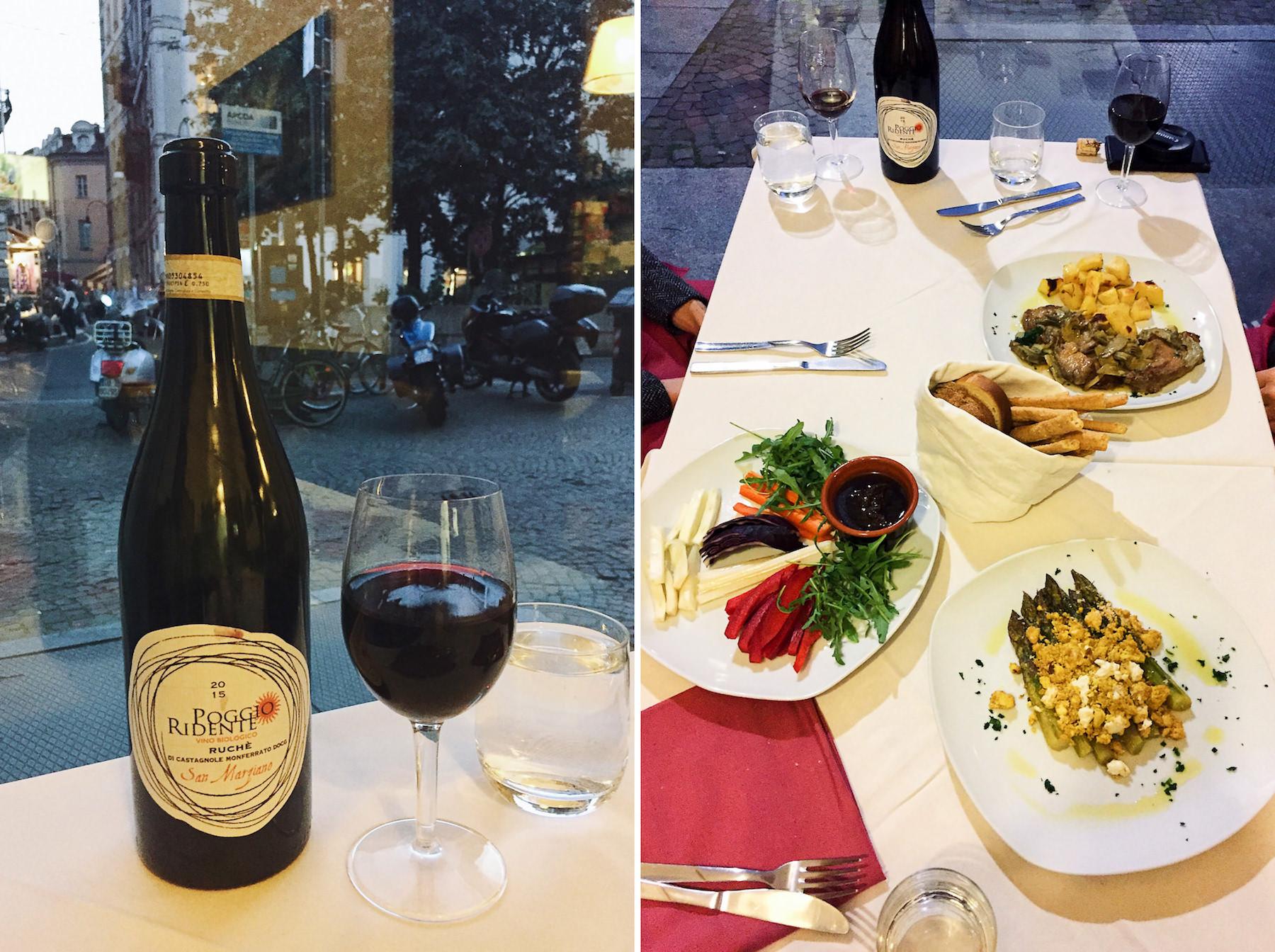 Turin: Mezzaluna Ristorante Vegano e Biologico