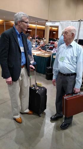 Len Augsburger and Neil Shafer