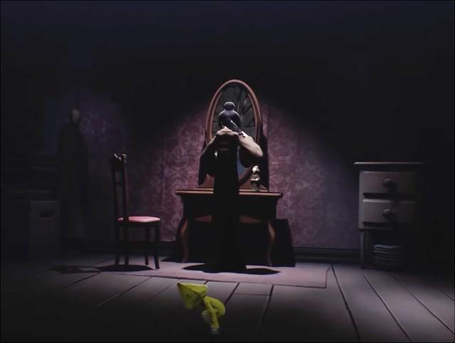 Malé noční můry - paní