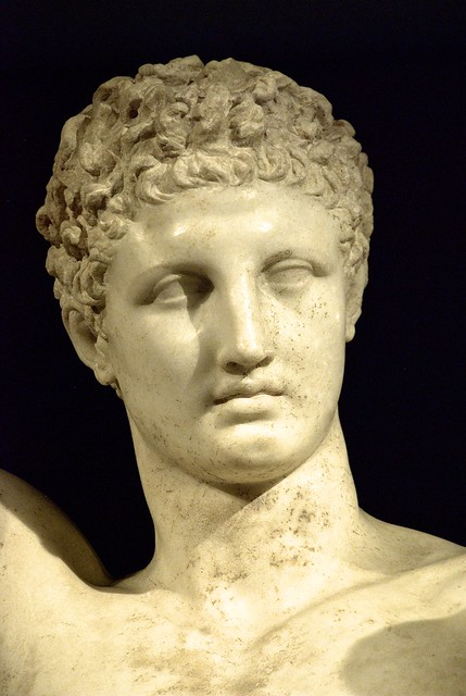 Hermes of Praxiteles, Museum at Olympia | Flickr - Photo ...