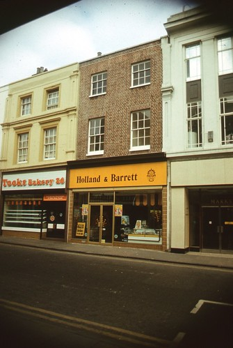 0191 Westgate Street 24 26 Ipswich 1978 Holland