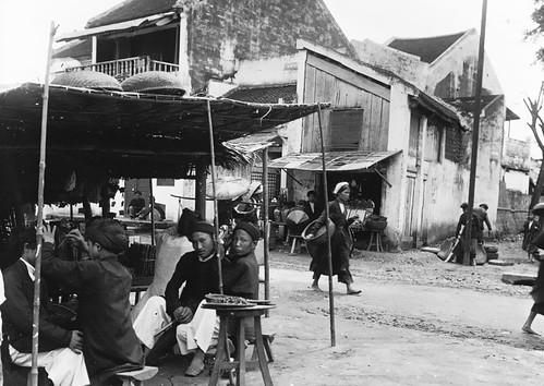 1896 tonkin hano barbier en plein vent photo by. Black Bedroom Furniture Sets. Home Design Ideas