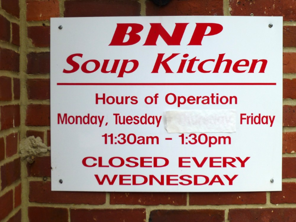 Church Soup Kitchen Newport
