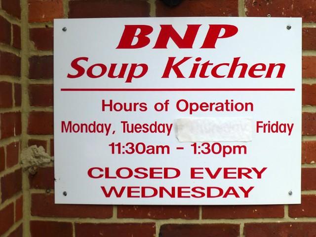 Gop Soup Kitchen