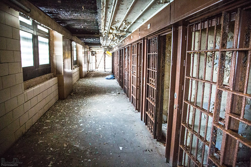 Joilet - Collins Street - Prison - Urbex, Abandoned Illinois | by Rick Drew - 23 million views!