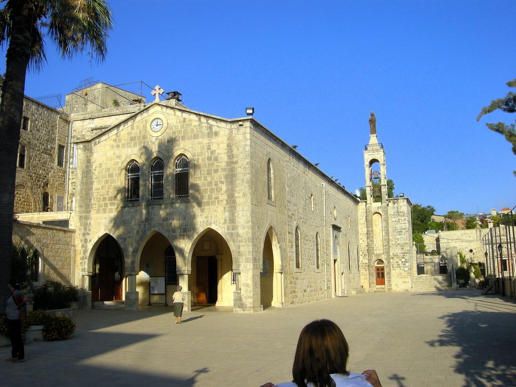 Maronite Church Of Saydet El Talle Deir El Kamar Is A