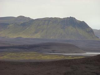 040 Uitzicht bij Bláhylur of Hnausapollur