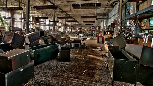 Abandoned Kiddie Kloes Children's Factory Outlet (18) | by Darryl W. Moran Photography