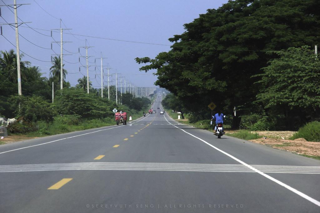 Kết quả hình ảnh cho national road 6 cambodia