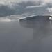 Schanze im Nebel