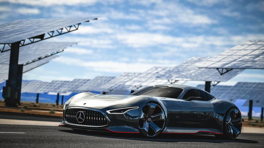Mercedes benz amg vision gt gran turismo 6 nicolas for Mercedes benz amg vision gran turismo