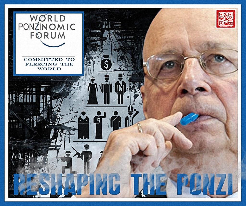 DAVOS 2014-RESHAPING THE PONZI