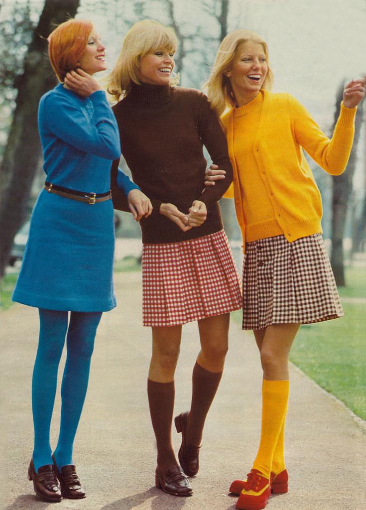 70s Clothes  Rusty ZipperCom Vintage Clothing