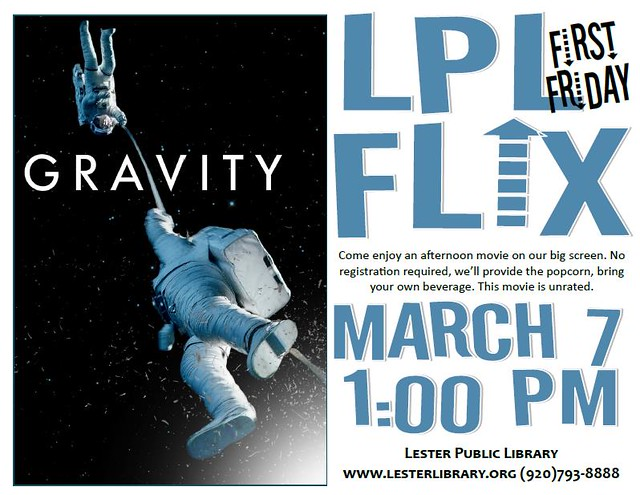 LPL First Friday Flix